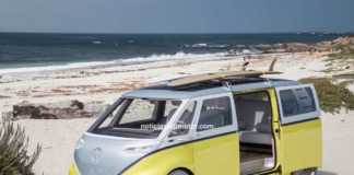Volkswagen Showcar I.D. BUZZ, Pebble Beach