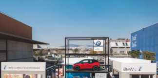 BMW Mobile World Congress2018