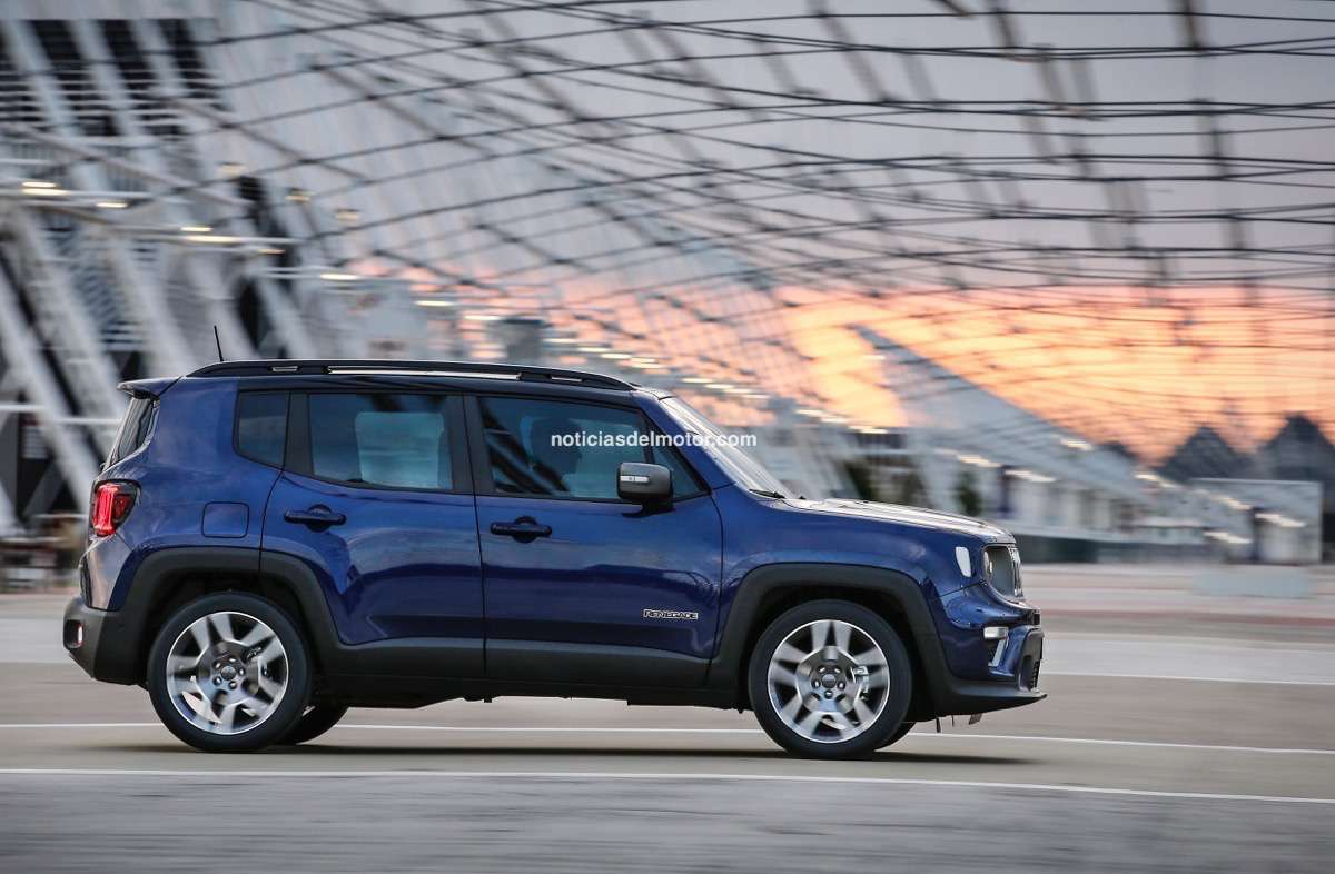 Jeep Renegade-MY19