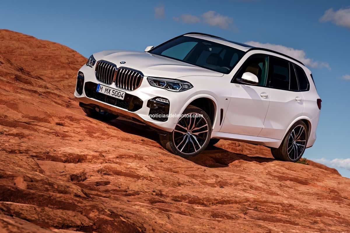2020 Next Gen BMW X5 Suv New Model and Performance