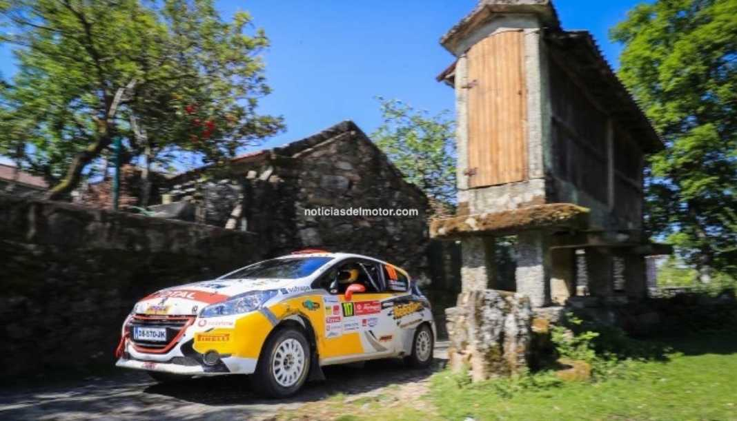 Peugeot Rally Cup Ibérica 2018