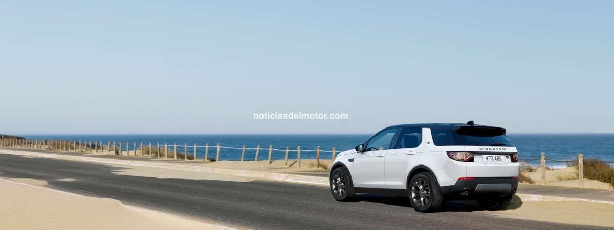 LAND ROVER DISCOVERY SPORT 19MY