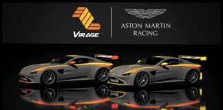 Team Virage con dos nuevos Aston Martin en el GT4 South European Series